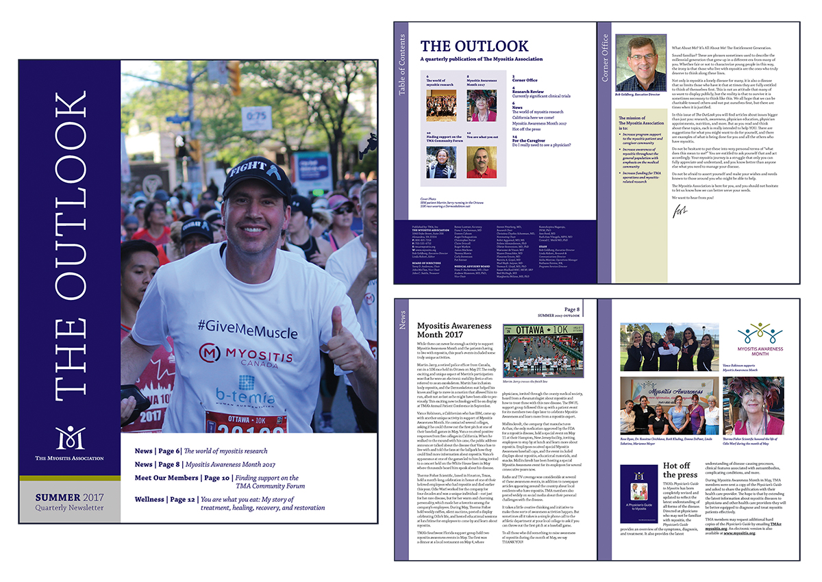 The OutLook Quarterly Newsletter