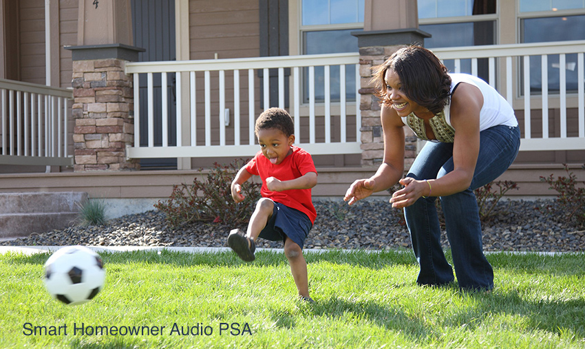 Smart Homeowner Audio P S A Cover Image